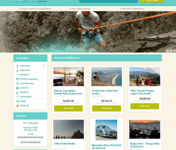 Best website to buy experiences in Rio and Sao Paulo