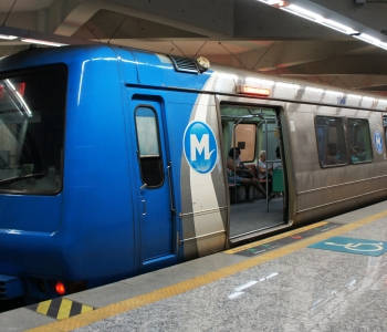 Metro Ipanema to Barra closed on Sundays