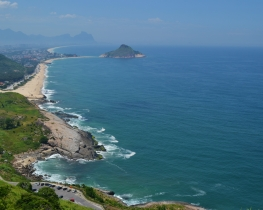 Prainha Park and Caete Hill