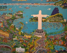 Museum of Brazilian Naive Art (MIAN)