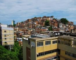 Cantagalo, Pavão e Pavãozinho Favelas